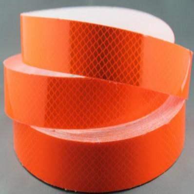 Nastro adesivo rifrangente arancio fluorescente vendita online