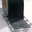 Nastro adesivo antiscivolo nero conformabile - 25/50mm vendita