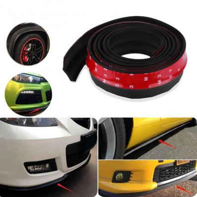 Protezione Universale labbro spoiler paraurti auto in gomma