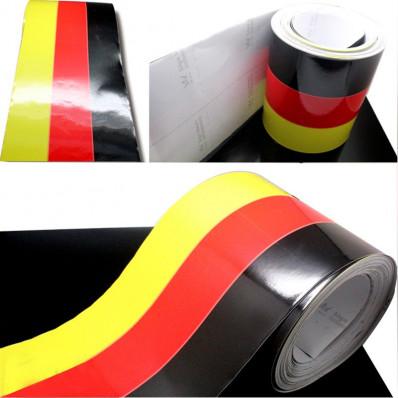 Pegatina bandera alemana para BMW, Audi y Mercedes venta en