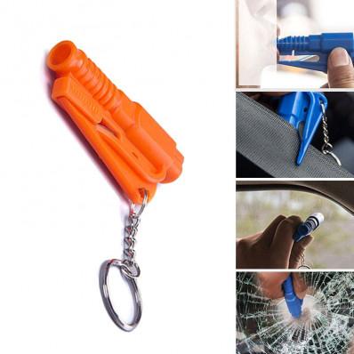 Marteau d'urgence avec cutter pour ceinture de sécurité vente