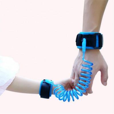 Bracciale di sicurezza per bambini a strappo per evitare che si allontanino 1.5m