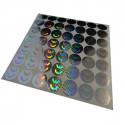 100 Etichette CE (Conformità Europea) adesive sigilli