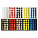 Flechas adhesivas reflectantes de la marca 3M Scotchlite ™