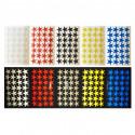 Estrellas adhesivas reflectantes de la marca 3M serie 580 venta