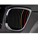 Adesivi griglia pvc stripe stickers per BMW serie E39 E46 E90