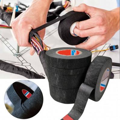 Ruban en fibre de polyester anti-bruit pour moteur de voiture