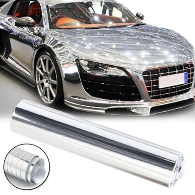Pellicola CROMATA adesiva per car wrapping su auto e moto