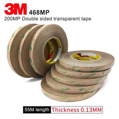 Nastro in schiuma biadesivo 3M™ 468MP Trasparente 55MT vendita
