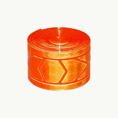 Nastro riflettente microprismatico arancio Reflexite® GP 340