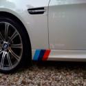 """Pegatinas BMW """"M Performance"""" para series M3 E39 E46 E90 X3 X5"""